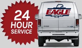 24 hour service van
